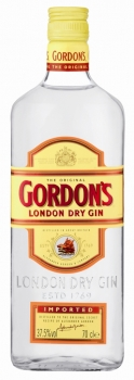 Gordon's London Dry Gin 37.5% 0.7l