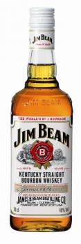 Jim Beam White Label 40% 0.7l